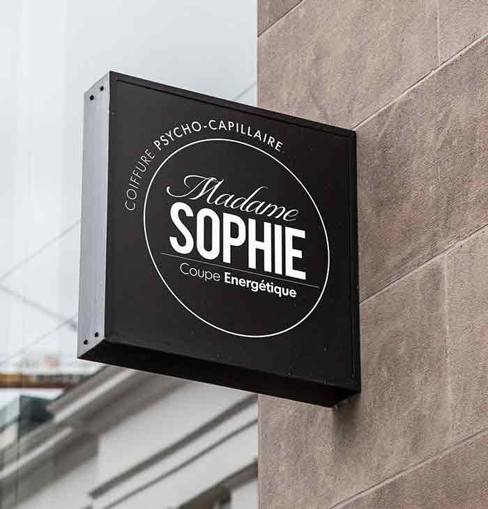 Madame Sophie Coiffure - un salon atypique